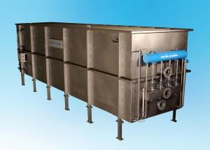 Флотация с разтворен въздух като пред-третиране на отпадъчните води