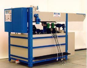 Физико-химична пречиствателна станция тип Split-O-Mat